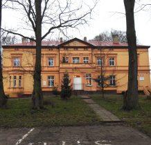 Gostyń-pałac z końca XIX wieku