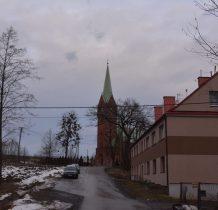 Grodziec- najpierw do kościoła