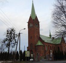 Grodziec-kościół z lat 1908-1910