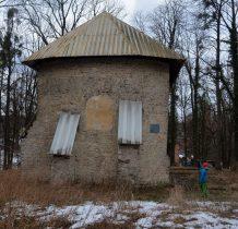 Grodziec-ruiny kościoła