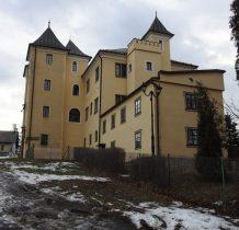 Grodziec-zamek Grodzieckich powstał w latach 1542-1580