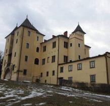 Grodziec-powstał w miejsce dawnego zamku