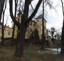 Grodziec-zamek wielokrotnie przebudowywany