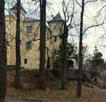 Grodziec-w 1846 roku ostatnia duża przebudowa-dobudowano kilka wież