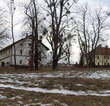 Grodziec-budynki Instytutu Zootechniki