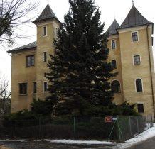 Grodziec-zamek w rękach prywatnych