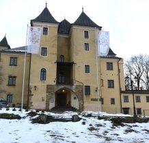 Grodziec-zamek niedostępny do zwiedzania
