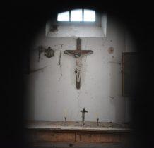 Grodziec-kaplica przez dziurkę