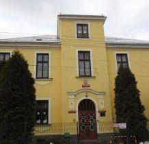Grodziec- budynek szkoły z 1912 roku