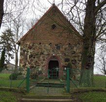 Górki-kościół miał kiedyś drewniana wieżę