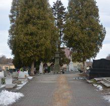 Górki Wielkie-cmentarz