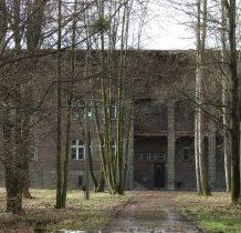 Górki Wielkie-ostatnim budynkiem był Dom Zuchów