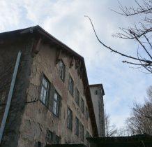 Górki Wielkie- w czasie wojny Niemcy przejęli budynki pod szkołę
