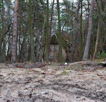 Pobierowo-podobno w tym domku letniskowym mieszkała Ewa Braun,żona Hitlera