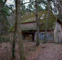Pobierowo-w czasie wojny domek położony z dala od ludzi