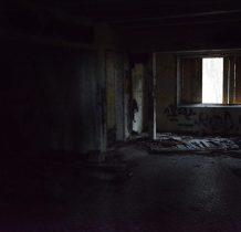 Pobierowo-domek niszczeje
