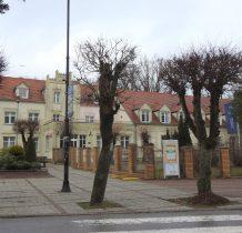 Pobierowo-Uniwersytet Szczeciński-dawny budynek hotelu Seeblick