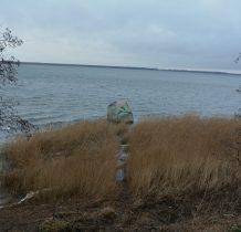 Wyspa Chrzaszczewska-dawniej kamień byłtrzykrotnie większy