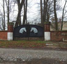 Dreżewo-w głębi XIX wieczy  pałac