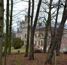 Dreżewo-pałac po wojnie wielokrotnie zmieniał właścicieli
