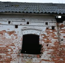 Dobropole-dawne budynki gospodarskie
