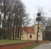 Karnice-kościół z XV wieku