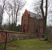 Karnice-kaplica pogrzebowa z XIX wieku