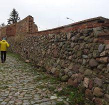 Kamień Pomorski- mury obronne