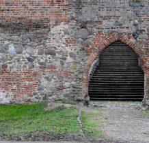 Kamień Pomorski-mury miejskie