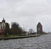 Kamień Pomorski-po drugiej stronie miasta