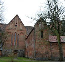 Kamień Pomorski-katedra z 1176 roku
