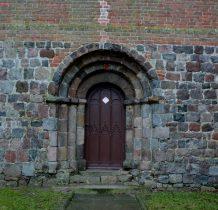 Kamień Pomorski-kamienny portal