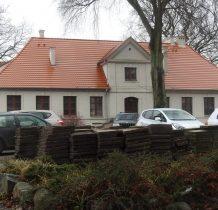 Kamień Pomorski-dom dziekana z XVII wieku