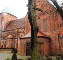 Kamień Pomorski-budowę kościoła skończono w XV wieku