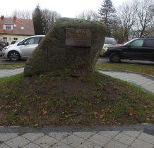 Kamień Pomorski-obelisk