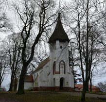Kamień Pomorski-po wojnie kościół był zamknięty