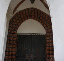 Kamień Pomorski-portal kościółka