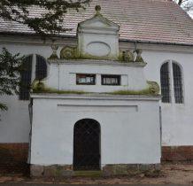 Kamień Pomorski-kościółek św.Mokołaja