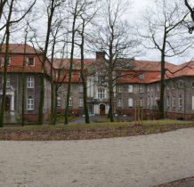 """Kamień Pomorski-Sanatorium Uzdrowiskowe """"Chrobry"""" w budynku z 1921 roku"""