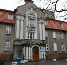 Kamień Pomorski-sanatorium Chrobry