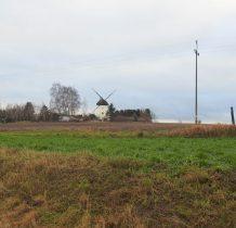 Lędzin-wiatrak holenderski