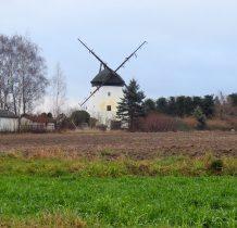Lędzin-wiatrak z 1723 roku