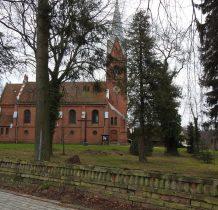 Konarzewo-kościół z XIX wieku