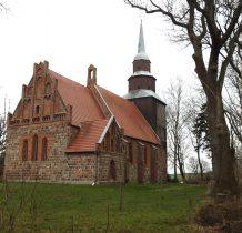 Sadlno-kościół z XIII wieku