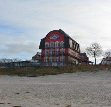 Niechorze-hotel Bałtyk