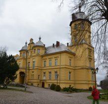 Stuchowo-pałac z lat 1880-1888