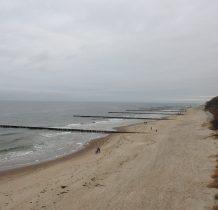 Trzesacz-plaża