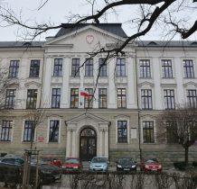budynek I LO z 1909 roku