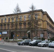II LO-dawny budynek niemieckiej szkoły ludowej--1879rok