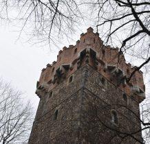 wieżę zamkowa można zwiedzać
